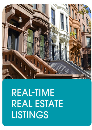 Real Time Real Estate Listings